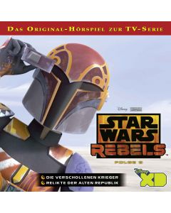 Star Wars Rebels: Star Wars Rebels (Folge 8)