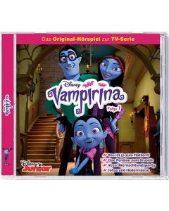 Vampirina: Das ist ja zum Flattern! / ... (Folge 1)