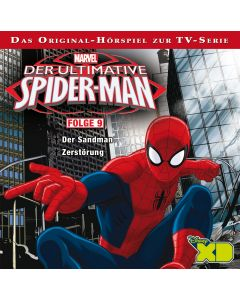Spider-Man: Der ultimative Spiderman - Der Sandman / .. (Folge 9)