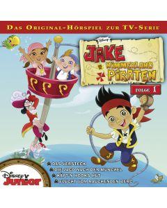 Jake und die Nimmerland-Piraten: Käpt'n Hooks Hut / .. (Folge 1)