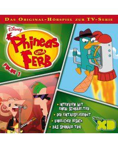 Phineas und Ferb: Interview mit einem Schnabeltier / .. (Folge 1)