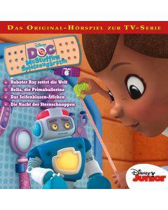 Doc McStuffins: Roboter Ray rettet die Welt / .. (Folge 6)