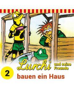 Lurchi und seine Freunde: bauen ein Haus (Folge 2)