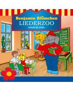 Benjamin Blümchen Liederzoo Schule ist schön