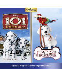 Disney: 2er MP3-Box 101 Dalmatiner (Folge 1 - 2)