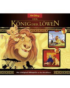 Disney: 2er MP3-Box König der Löwen