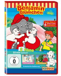 Benjamin Blümchen: und die Eisbärbabys / Die Wunderblume
