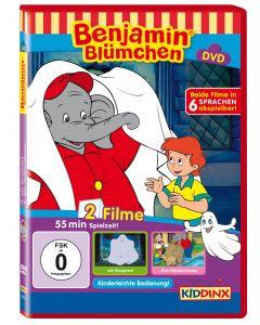 Benjamin Blümchen: als Gespenst / Das Nilpferdbaby