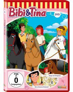 Bibi & Tina: Der schwarze Diamant / Sorge um Cleopatra