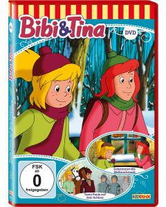 Bibi & Tina: Geheimnisvolle Weihnachtszeit / Tante Paula auf dem Schloss