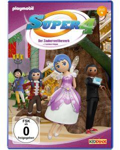 Super 4: Der Zauberwettbewerb
