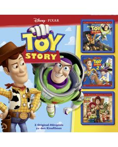 Disney: 3er MP3-Box Toy Story (Folge 1 - 3)