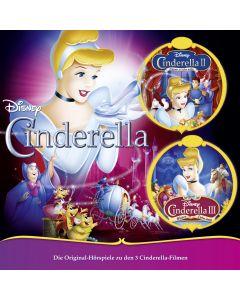 Disney: 3er MP3-Box Cinderella (Folge 1 - 3)