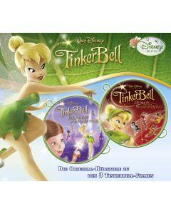 Tinkerbell: 3er MP3-Box Tinkerbell (Folge 1 - 3)