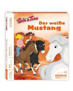 Bibi & Tina: Hörbuch Der weiße Mustang
