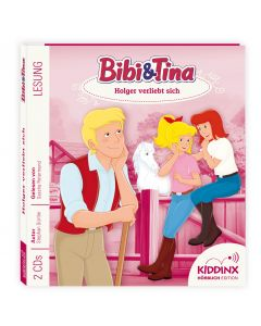 Bibi & Tina: Hörbuch Holger verliebt sich