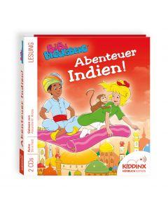 Bibi Blocksberg: Hörbuch Abenteuer Indien!