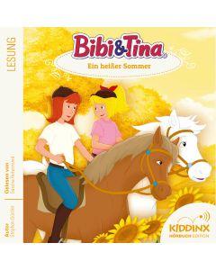 Bibi & Tina: Hörbuch Ein heißer Sommer (mp3)