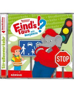 Benjamin Blümchen: Find's raus mit Benjamin - Straßenverkehr