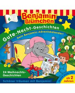 Benjamin Blümchen: Adventsgeschichten 6. Dezember