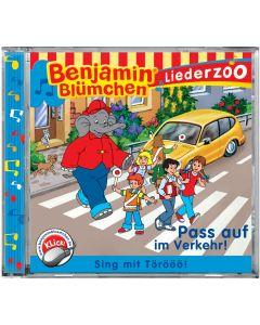 Benjamin Blümchen: Liederzoo Pass auf im Verkehr