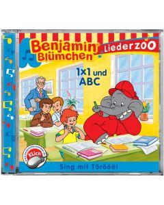 Benjamin Blümchen Liederzoo 1x1 und ABC