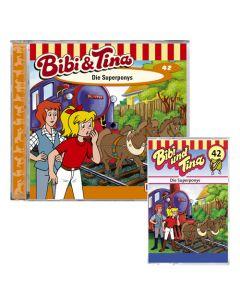 Bibi & Tina Die Superponys Folge 42