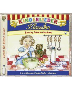 Kinderlieder Klassiker Backe, backe Kuchen Folge 4