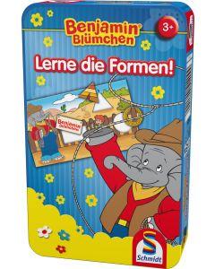 Benjamin Blümchen: Lerne die Formen!
