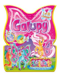 Galupy: Galupy Sammelpferd Folienbeutel