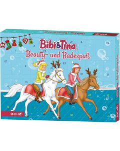 Bibi & Tina: Adventskalender 2019 (Beauty- und Badespass)