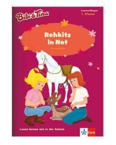Bibi & Tina: Erstlesen 1.Klasse - Rehkitz in Not