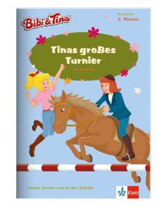 Bibi & Tina: Erstlesen 2.Klasse - Tinas großes Turnier