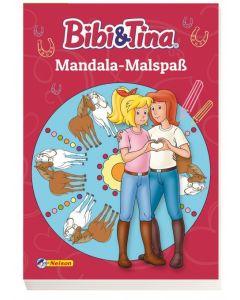 Bibi&Tina: Mandala-Malspaß Block