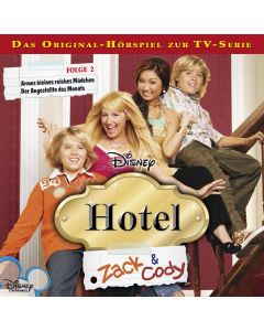 Disney: Hotel Zack and Cody: Folge 2