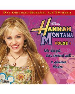 Disney Hannah Montana: Folge 1