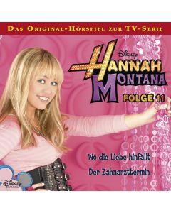 CD Disney:Hannah Montana 11