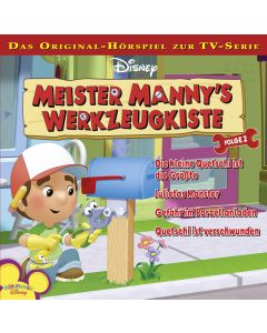 Disney Meister Manny's Werkzeugkiste: Folge 2