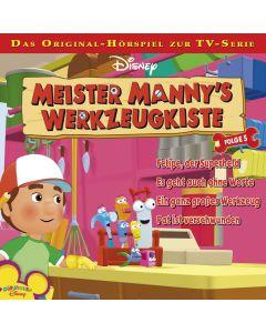 Disney Meister Manny's Werkzeugkiste: Folge 5