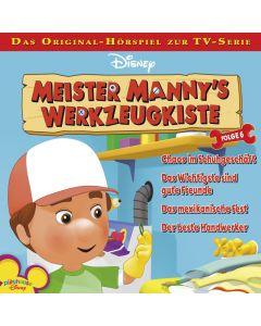 Disney Meister Manny's Werkzeugkiste: Folge 6
