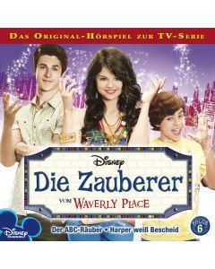 Disney Die Zauberer vom Waverly Place: Folge 6