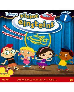 Disney Kleine Einsteins Dirigieren macht Spaß / Polarlicht bei Nacht (Folge 1)