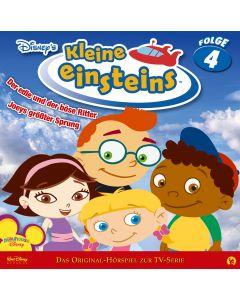 Disney Kleine Einsteins Der edle und der böse Ritter / Joyes größter Sprung (Folge 4)