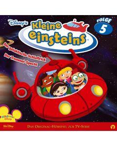 Disney Kleine Einsteins Der galaktische Schlaftrick / Der Trommel-Specht (Folge 5)