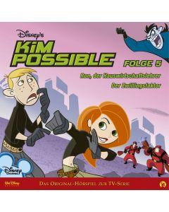 Disney Kim Possible Ron, der Hauswirtschaftslehrer / Der Zwillingsfaktor (Folge 5)