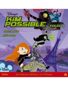 Disney Kim Possible Tierisch genial / Späte Rache (Folge 8)