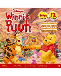 Disney Winnie Puuh Die Freunde drehen einen Film/ Ferkel macht eine Entdeckung (Folge 12)