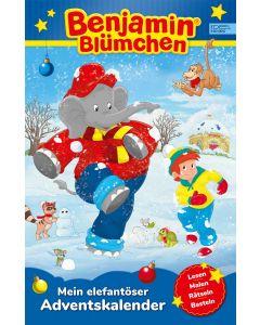 Benjamin Blümchen: Mein elefantöser Adventskalender (24 Minibücher)