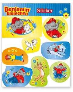 Benjamin Blümchen: Sticker