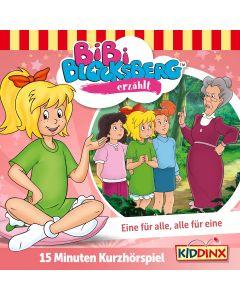 Bibi Blocksberg: erzählt Freundinnengeschichten (Folge 10.2)